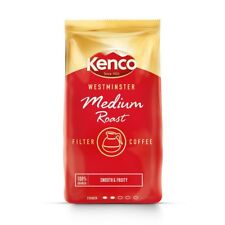 Wholesale / Joblot Kenco Westminister Medium Roast Filter Coffee 1kg x 10