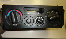 Control Panel Heating Fan 526180-2424 Vauxhall Monterey A Bj.91-98