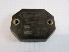 Condensateur Mica ALTER Type MS2 500nF 4KV Old Stock