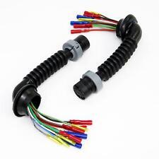 2x Kit de réparation Câble Harnais câblage PORTE ARRIÈRE OPEL ASTRA H / caravan