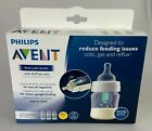 Philips Avent Anti-colic Bottle with AirFree vent 4oz 3pk, SCF400/34  NEW