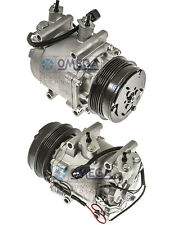 New A/C AC Compressor Fits: 2009 2010 2011 2012 2013 2014 Honda Fit L4 1.5L SOHC