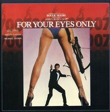For Your Eyes Only / - For Your Eyes Only / O.S.T. [New CD] UK - Import