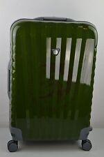 Diesel Koffer Move M X0120 Hartschalenkoffer Travel Bag Suitcase Grün Uni