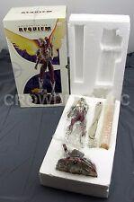 "Masamune Shirow's REQUIEM 22"" Painted Statue Intron Depot 2 Blades Sam Greenwell"