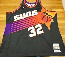 MITCHELL & NESS NBA HWC PHOENIX SUNS JASON KIDD 1999-00 AUTHENTIC JERSEY 64 5XL