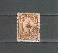 T308 - HAITI 1904 - MAZZETTA DI 10 INDIPENDENZA - VEDI FOTO
