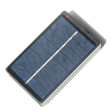 1W 4V Solar Panel For AA AAA Battery Solar Cell Rechargeable Battery Chargi G4B9