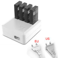 For DJI Tello Drone RC 4in1 Multi Battery Charger Hub Intelligent Quick Charging