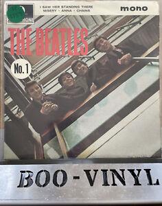 THE BEATLES (NO 1) EP 1st Press Parlophone GEP8883 1963 matrix 1N 1N