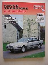 revue technique automobile  RTA E.T.A.I  NEUVE MAZDA 626  depuis 11/ 1987