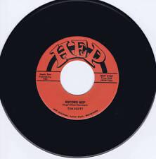 TOM SCOTT - RECORD HOP - FANTASTIC GUITAR ROCKABILLY JIVER - REPRO