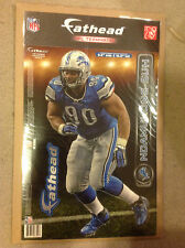 NDAMUKONG SUH Lions #90  9.5 x 16.5  + all Extras Teammate Fathead Wall Graphics