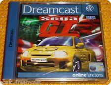 Sega GT videogame Sega Dreamcast