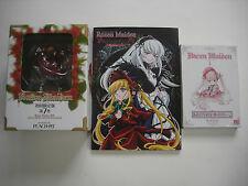 Rozen Maiden 7 6 comic Traumend Nocturne art book figure