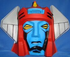 Old Vintage Plastic Japanese Hero Danguard Ace Mask from Italy 1990