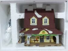 New England Village Series Sleepy Hollow. Van Tassel Manor Nib
