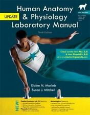 Human Anatomy and Physiology Laboratory Manual, Cat Version, Update by Elaine...