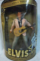 """Teen Idol Elvis Presley Doll The Sun Never Sets on a Legend 12"""" Toy 1993"""