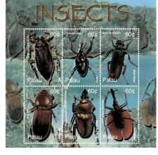 PALAU 2003 - INSECTS SHEET OF 6 STAMPS MNH