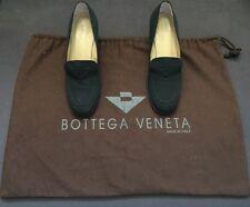 Bottega Veneta Black Suede Pumps SZ US7.5 / 23cm / EU35.5 + Box