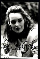 Leila Feer Foto Original Signiert ## BC 28116