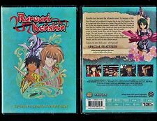 Rurouni Kenshin - TV Series: Complete Season 3 (Brand New 8-Disc Anime Set)