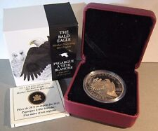 "2013 Canada $20 Silver Proof Bald Eagle ""Eaglets""     ** FREE U.S SHIPPING **"
