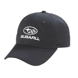 Genuine Subaru Logo Basic Subaru Cap Hat STi Forester Ascent WRX Outback Legacy