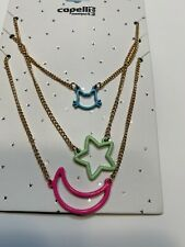 Capelli Kids Multi Color Necklace