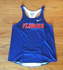 New Nike Women's M Florida Gators Digital Race Day DRI-FIT Singlet $45