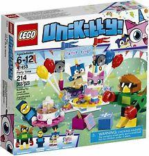 Lego Unikitty Party Time 41453 Building Kit 6-12 214 Pieces Building Kit Sealed