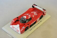 Spark S2383 - TOYOTA TS 020 n°2 Le Mans 1999 Boutsen - Kelleners - McNish 1/43