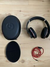 Beats by Dr. Dre Studio Headband Headphones Black-Perfect Condition