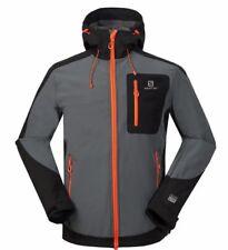 Chaqueta Salomon Softshell Hombre - Waterproof Windproof Thermal Jacket