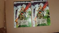 VENOM ISLAND#21 LOT OF 2 1ST PRINT DONNY CATES/MARK BAGELY MARVEL COMICS VF/NM