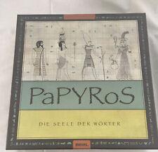 PaPYRos  Moses Verlag Super Zustand ?