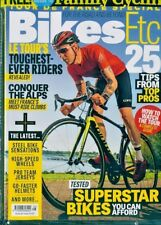 BIKES ETC MAGAZINE AUGUST 2018 ~ SEALED WITH FREE FAMILY CYCLING POCKET GUIDE ~