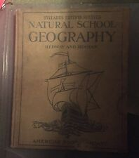 1924 GEOGRAPHY BOOK (CAN IT BE USED TO PROOVE MANDELLA EFFECT?)