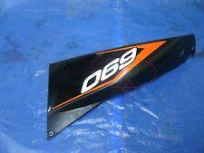 KTM Super Duke 690  2010 COVER Right  Sitzverkleidung rechts ülésidom