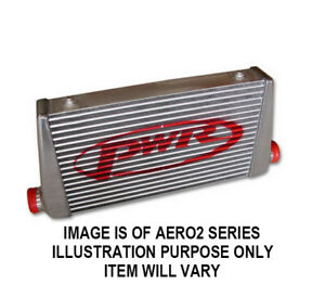 """PWR Street Series Intercooler CORE ONLY 500x300x68mm, 2.5"""" Outlets PWI78875"""