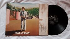 Vinyl 33T - JOHNNY HALLYDAY - HOLLYWOOD - PHILIPS - 1979 - NM et VG+