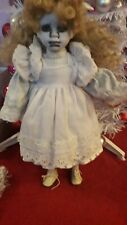 OOAK  HORROR  Doll Gothic Horror Haunted Creepy