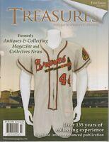 Treasures July 2011  Antiques, Art Glass, Robot Man of Hollywood (Magazine: Anti