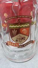 SET OF 3 CANADIAN BREWERY PINT BEER GLASSES - BEAU'S BREWERY & 2 FLYING MONKEYS