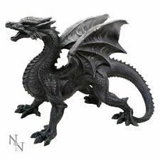 Large Dragon Watcher Statue Sculpture Gothic Ornament