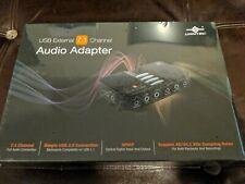 Vantec USB External Audio Adapter 7.1 Channel