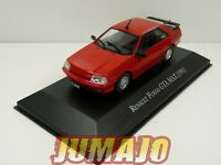AQV1J Voiture 1/43 SALVAT Autos Inolvidables 80/90: Renault FUEGO GTA Max 1991