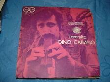"""DINO CABANO """" L'EREMITA """" UN DISCO PER L'ESTATE'71  ITALY'71"""