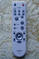 DENON  Remote Control RC 1083  for AV RECEIVER